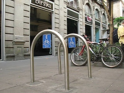 bici estacionamiento