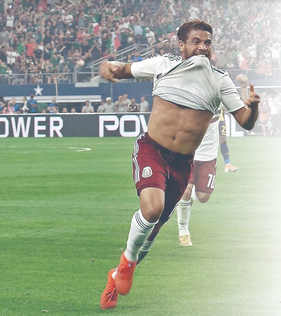 México gana último partido amistoso ante ecuatorianos