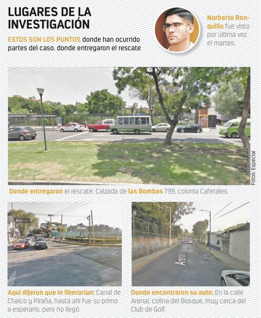 Caso Norberto: Policía no preserva evidencias