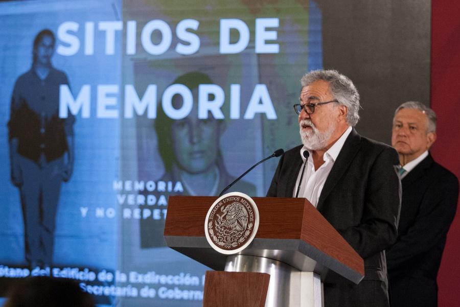 Inaugurarán memorial a las víctimas de