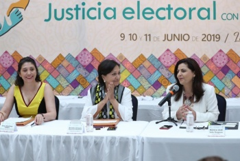 La paridad puede ser una realidad: Magistrada Mónica Soto