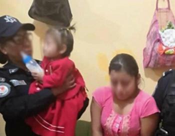 """Detienen a la """"Hiena de Guerrero"""" por golpear brutalmente a su hija"""