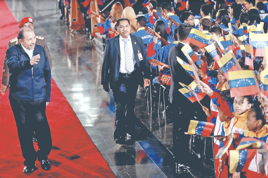Préstamos de Maduro a Ortega caen 73.4%