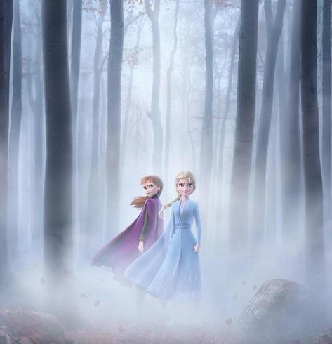 Disney lanza tráiler de Frozen 2