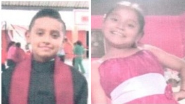Activan Alerta Amber por desaparición de hermanos Christopher y Nicole, en Tlaxcala