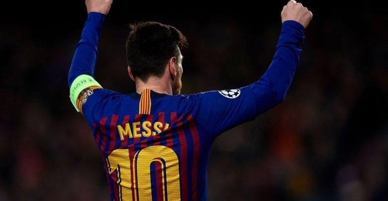 Messi el futbolista mejor pagado según Forbes
