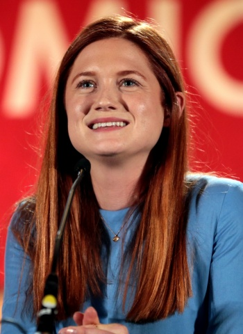 Filtran fotos privadas de Bonnie Wright, actriz de Harry Potter