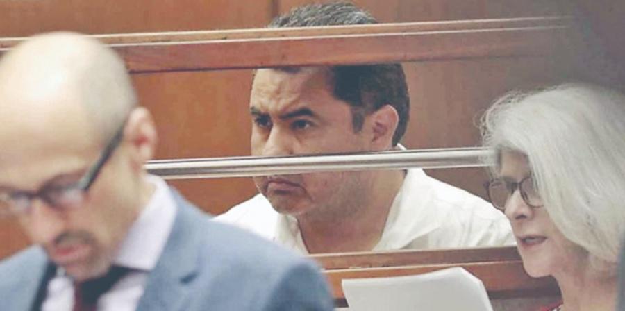 Desde prisión, Naasón Joaquín sigue manejando su secta