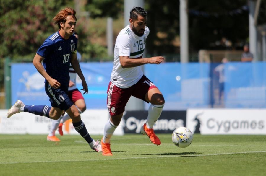 Tri Sub-22 cae eliminado en semifinales ante Japón en Toulon