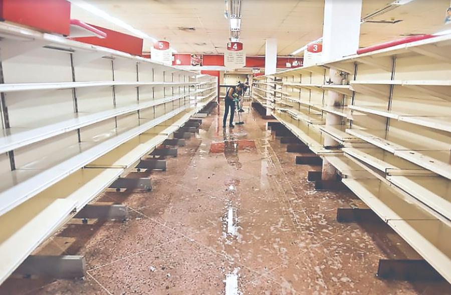 Maduro acaba con empresas: 96% se van o bajan producción