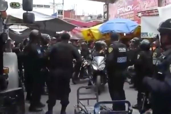 Enfrentamiento en Tepito deja un muerto