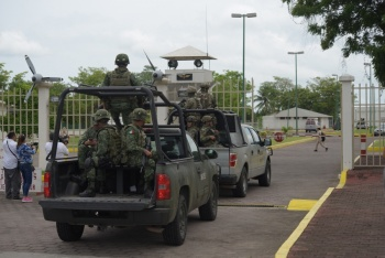 Activas 10 coordinaciones en la frontera sur para atender a migrantes: SRE