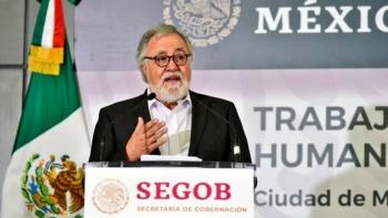México continuará con su histórica política de asilo: Alejandro Encinas