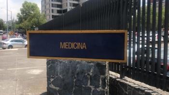 Evitan suicidio de estudiante en Facultad de Medicina de la UNAM