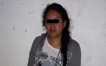 Detienen a mujer que presuntamente robó a bebé en Naucalpan