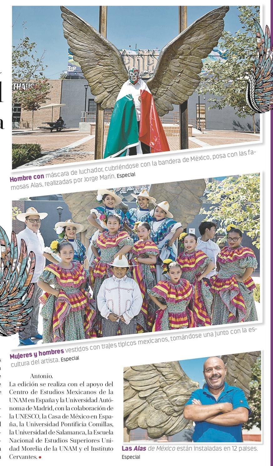 Fundación Jorge Marín reflexiona sobre la identidad y la migración mexicana