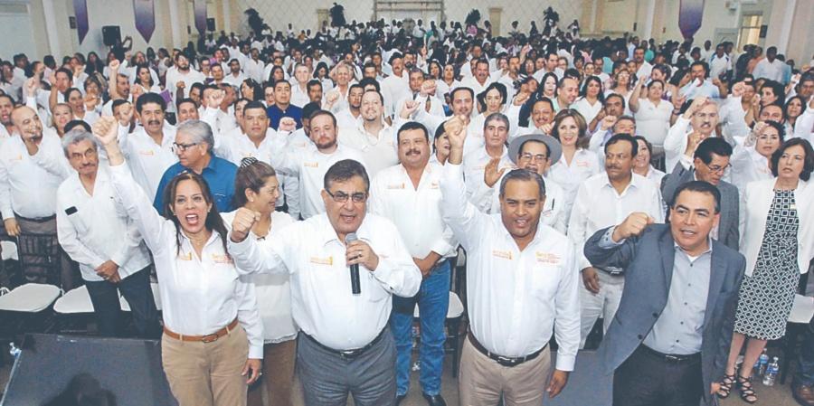 Listo el Pliego Nacional de Demandas del SNTE: Cepeda