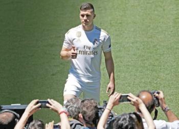 Real Madrid se restaura con cinco jugadores