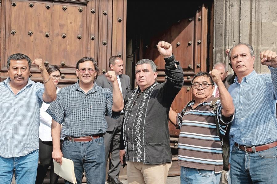 CNTE logra mantener diálogo directo con Presidente