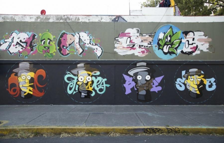 Premian a Grafiteros en la Ciudad
