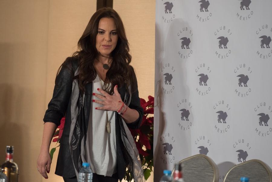 Kate del Castillo exige pago millonario de la FGR