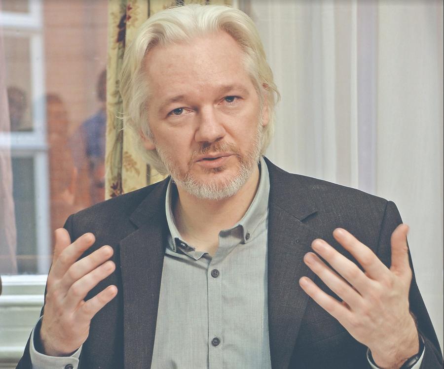 Londres da sí a extradición de Julian Assange a EU