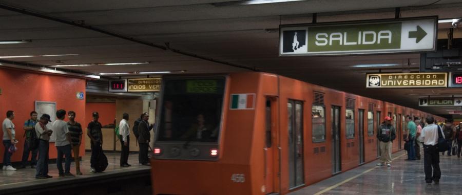 Muere usuario del Metro en estación Etiopía