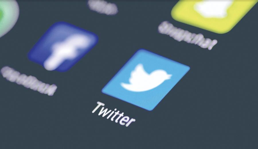 Twitter borra cuentas que hablan de Rusia, Venezuela…