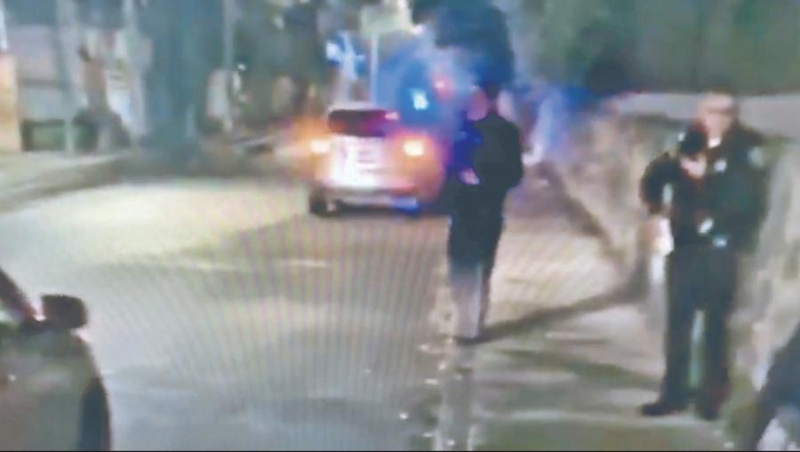 Policías se contradicen en declaraciones de auto