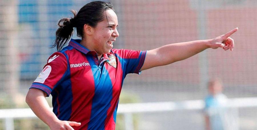 Charlyn Corral será parte del Atlético de Madrid