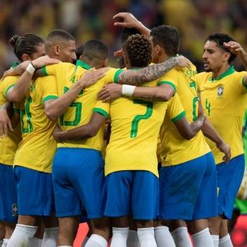 Brasil en busca de ganar la Copa América en casa