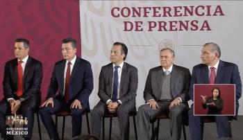 Apoyan gobernadores del sur plan migratorio