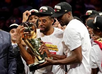 ¡Hace historia! Toronto destrona a Warriors y es campeón de la NBA