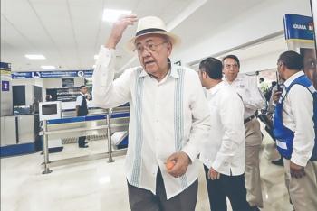 Sin riesgo obras de Santa Lucía, asegura Titular de SCT