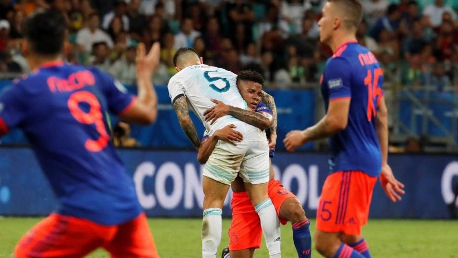 Cae Argentina de Messi ante Colombia 2-0, en la Copa América