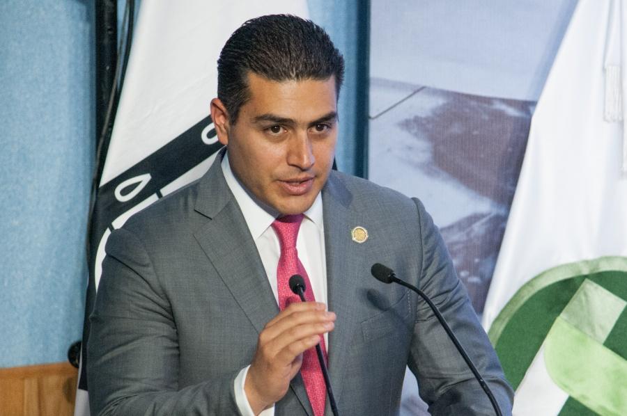 Omar Hamid García Harfuch, nuevo Jefe General de la Policía de Investigación de CDMX