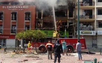 Explosión en edificio de Tepatitlán, Jalisco; sube a 4 número de muertos