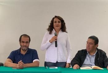 México no será el muro de Trump, firma Dolores Padierna