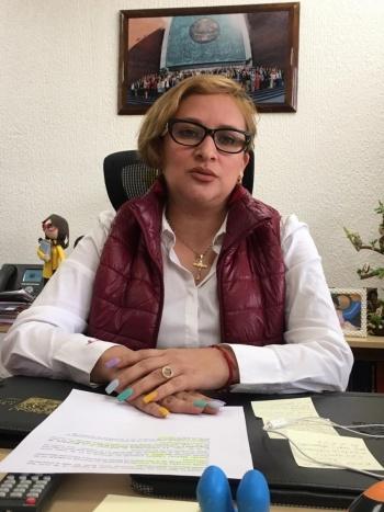 El muro que prometió Trump, sí lo estaremos pagando los mexicanos, pero dentro de nuestro propio país: Mónica Bautista