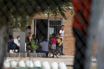 Aumenta cifra de niños migrantes sin compañía retenidos en México
