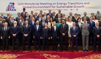 En G-20, SRE destaca acciones en favor del medio ambiente