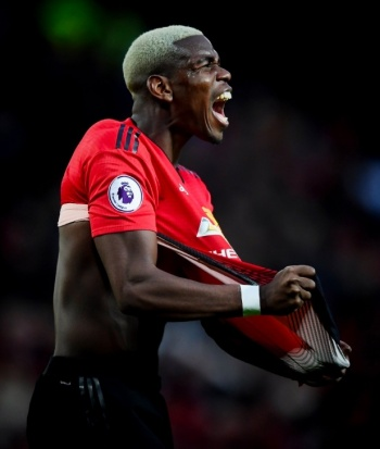 Paul Pogba no descarta salir el Manchester United