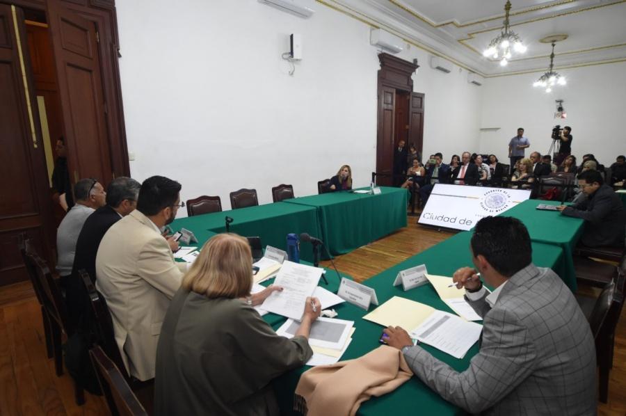 Entrevistan a aspirantes a integrar la Comisión de Selección del Sistema Anticorrupción