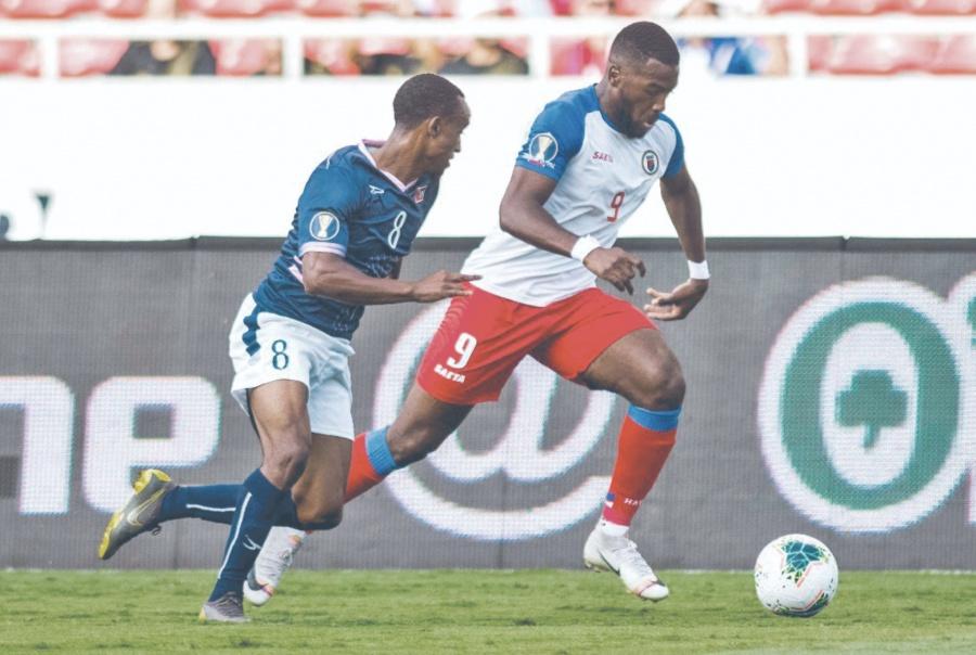 Haití empaña el debut histórico de Bermudas