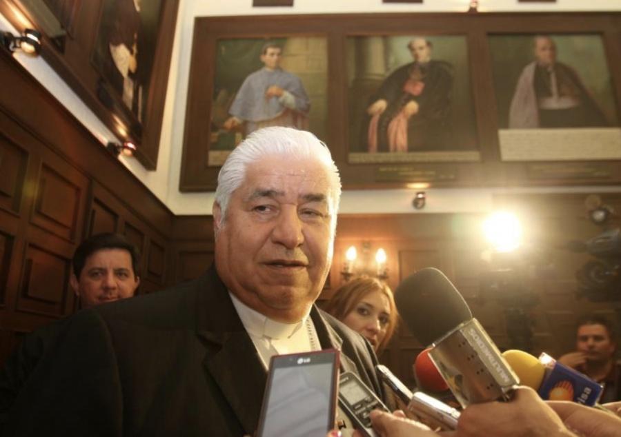 Se reúne López Obrador con obispos del país