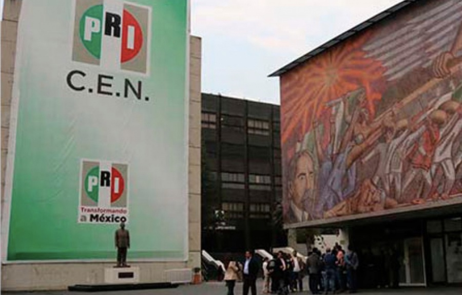 PRI alista la elección de Dirigente Nacional con 6 mil urnas