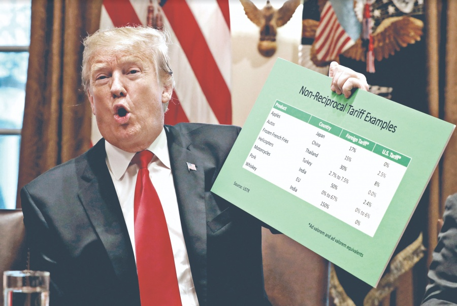 India responde a Trump con aranceles de hasta 70 por ciento