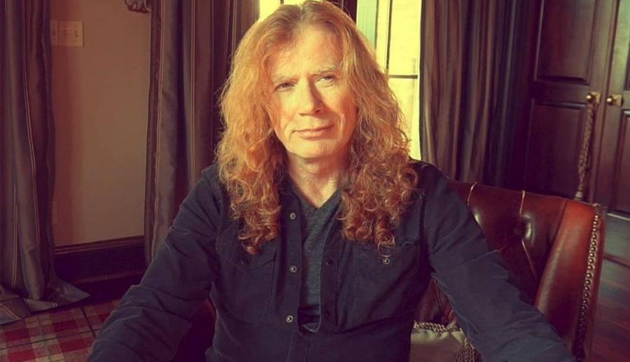 Dave Mustaine, líder de Megadeth, reveló que padece cáncer de garganta