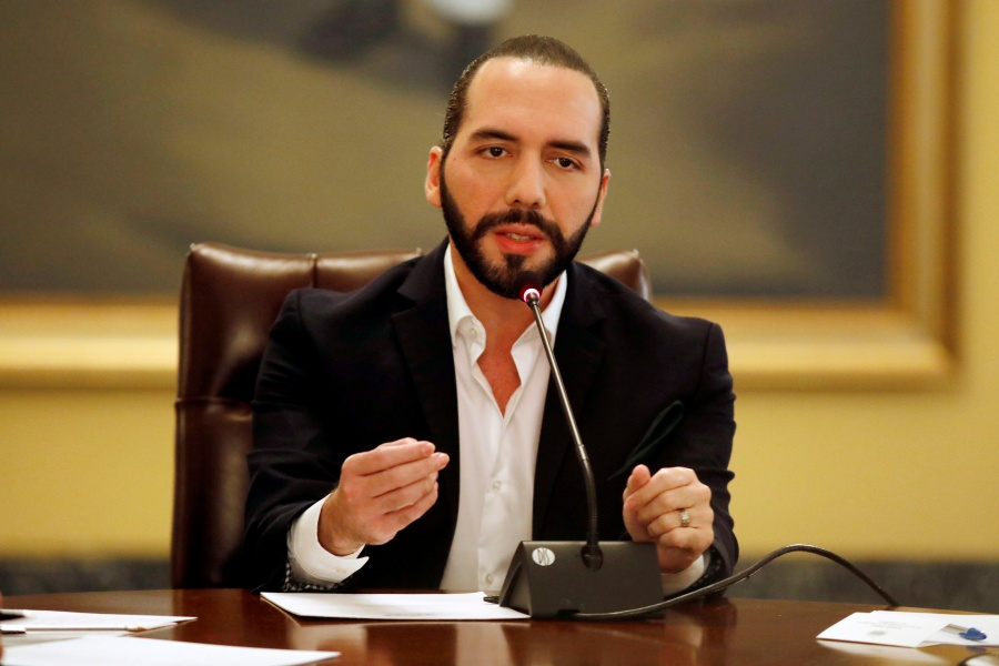 AMLO se reunirá con presidente de El Salvador