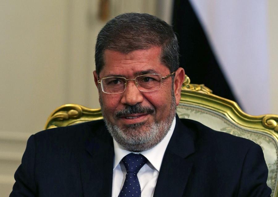 Muere el derrocado expresidente egipcio Mohamed Mursi